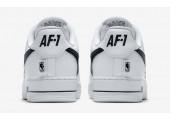 Кроссовки Nike Air Force 1 Low NBA White/Black - Фото 3