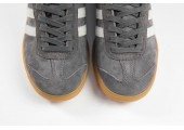 Кроссовки Adidas Originals Hamburg Grey - Фото 4
