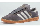 Кроссовки Adidas Originals Hamburg Grey - Фото 2