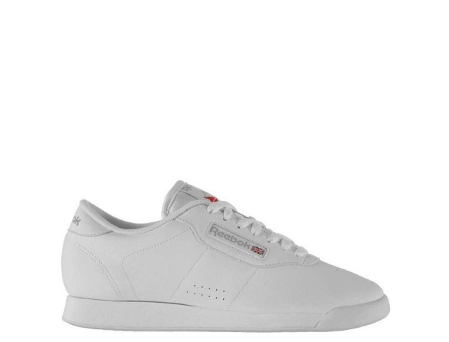 Кроссовки Reebok Leather Trainers White