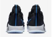 Баскетбольные кроссовки Nike PG 2.5 Black/Photo Blue - Фото 4