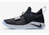 Баскетбольные кроссовки Nike PG 2.5 Black/Photo Blue - Фото 6