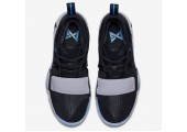 Баскетбольные кроссовки Nike PG 2.5 Black/Photo Blue - Фото 5