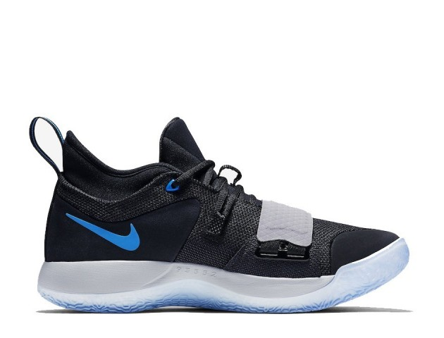 Баскетбольные кроссовки Nike PG 2.5 Black/Photo Blue