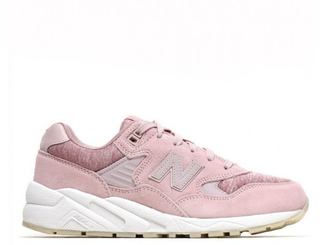 Кроссовки New Balance 580 Knitted Pink