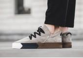 Кроссовки Alexander Wang x Adidas Originals Skate Brown/Beige - Фото 2