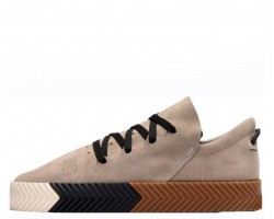 Кроссовки Alexander Wang x Adidas Originals Skate Brown/Beige