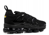 Кроссовки Nike Air Vapormax Plus Black - Фото 2