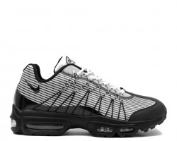 Кроссовки Nike Air Max 95 Ultra Jacquard Black/White