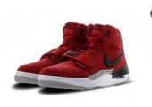 Баскетбольные кроссовки Nike Air Jordan Legacy 312 Gym Red/Black/White - Фото 6