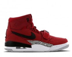 Баскетбольные кроссовки Nike Air Jordan Legacy 312 Gym Red/Black/White