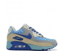 Кроссовки Nike Air Max 90 Bright Blue Jade