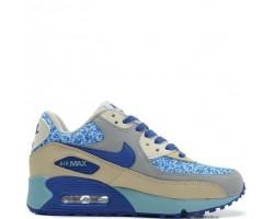 Кроссовки Nike Air Max 90 Bright Blue Jade