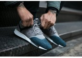 Кроссовки New Balance 247 Limited Edition Grey/Navy - Фото 3