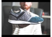 Кроссовки New Balance 247 Limited Edition Grey/Navy - Фото 2