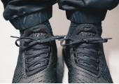Кроссовки Nike Air Max 270 Black - Фото 8