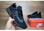 Кроссовки Nike Air Presto Black/Grey Off - Фото 3