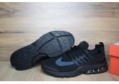 Кроссовки Nike Air Presto Black/Grey Off - Фото 7