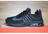 Кроссовки Nike Air Presto Black/Grey Off - Фото 2