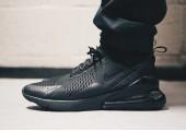 Кроссовки Nike Air Max 270 Black - Фото 3