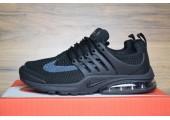 Кроссовки Nike Air Presto Black/Grey Off - Фото 1