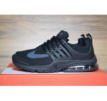 Кроссовки Nike Air Presto Black/Grey Off