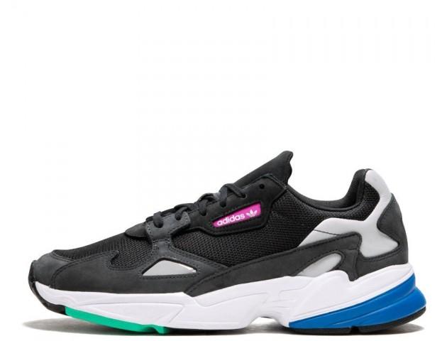 Кроссовки Adidas Falcon W Black/Carbon/Grey