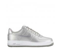 Кроссовки Nike Air Force 1 07 LV8 Dream Team-Metallic Silver