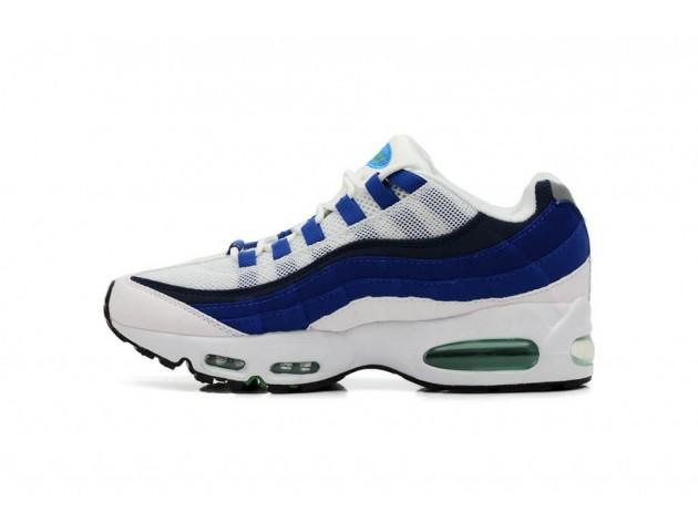 Кроссовки Nike Air Max 95 OG White/Blue