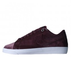 Кроссовки Nike Blazer Low Lx Purple