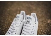 Кроссовки Adidas Stan Smith Vintage White/Blue - Фото 6