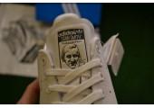 Кроссовки Adidas Stan Smith Vintage White/Blue - Фото 5