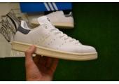 Кроссовки Adidas Stan Smith Vintage White/Blue - Фото 2