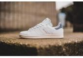 Кроссовки Adidas Stan Smith Vintage White/Blue - Фото 4