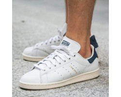 Кроссовки Adidas Stan Smith Vintage White/Blue