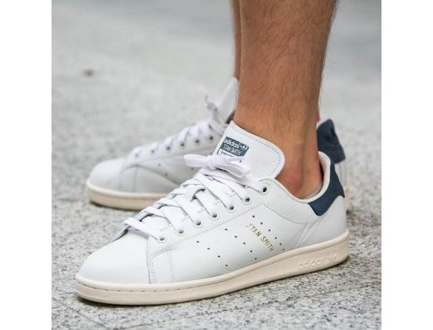 Кроссовки Adidas Stan Smith Vintage White/Blue