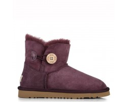UGG MINI BAILEY BUTTON BOOT LAVANDER