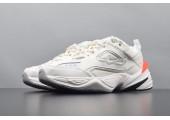 Кроссовки Nike M2K Tekno Medium White - Фото 2