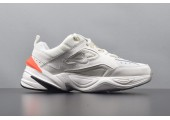 Кроссовки Nike M2K Tekno Medium White - Фото 5
