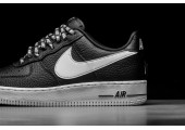 Кроссовки Nike Air Force 1 Low NBA Black/White - Фото 3