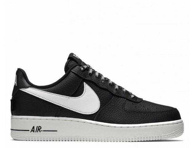 Кроссовки Nike Air Force 1 Low NBA Black/White