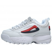 Кроссовки Fila Disruptor 2 White/Red/Black