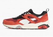 Кроссовки Puma R698 Kosma Pack Orange - Фото 2