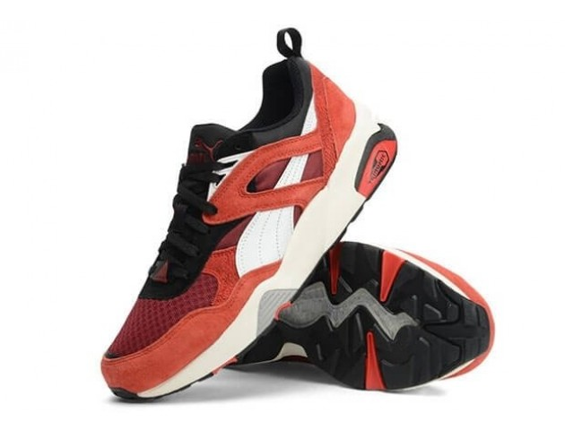 Кроссовки Puma R698 Kosma Pack Orange