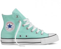 Кеды Converse All Star Chuck Taylor High Mint