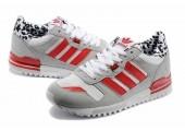 Кроссовки Adidas ZX700 Grey/Red/White - Фото 3
