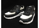 Кроссовки Nike Air Max 90 Essential Black/Dark Grey/Chrome - Фото 8