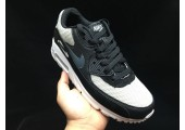 Кроссовки Nike Air Max 90 Essential Black/Dark Grey/Chrome - Фото 2