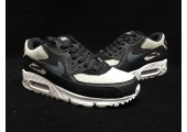 Кроссовки Nike Air Max 90 Essential Black/Dark Grey/Chrome - Фото 5