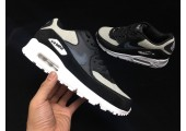 Кроссовки Nike Air Max 90 Essential Black/Dark Grey/Chrome - Фото 9